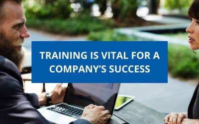 Training isn't just essential for a company's success – It's vital